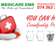 Medicare EMR Crowdfunding for new Ambulances