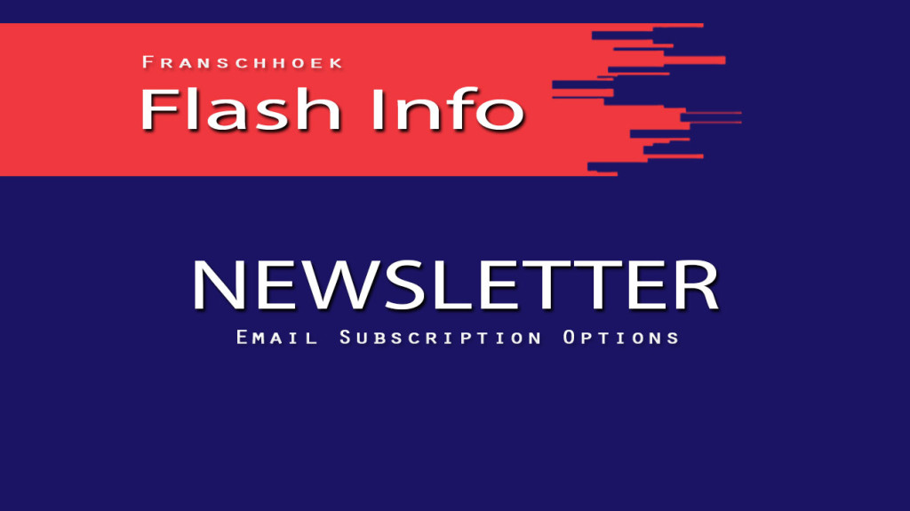 flashinfo-newsletter